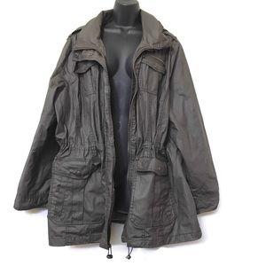 Michael Micheal Kors Size 2X Hooded Anorak Jacket
